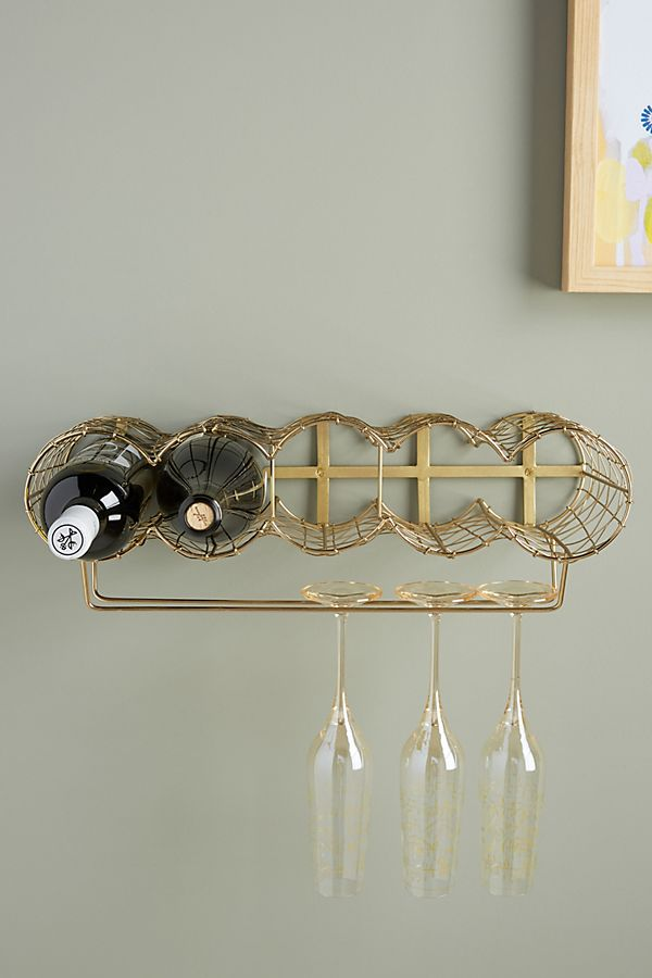 CLAUDIA WINE RACK
