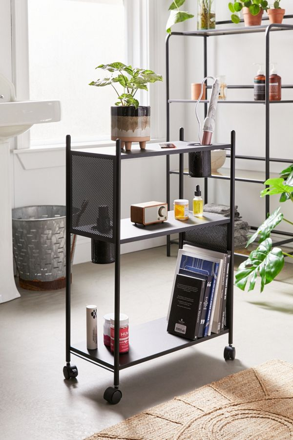WESLEY STORAGE CART