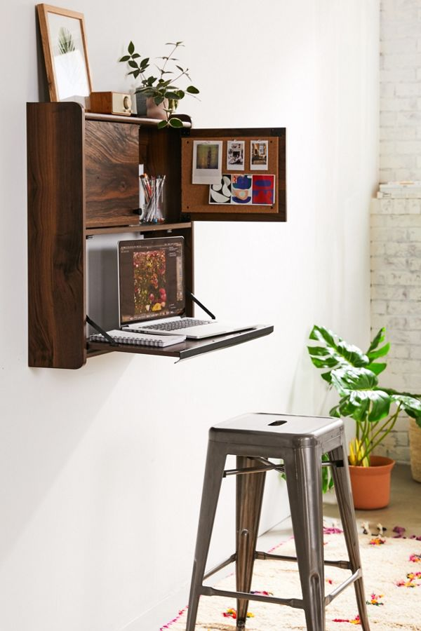 MURRAY WALL-MOUNTED DESK