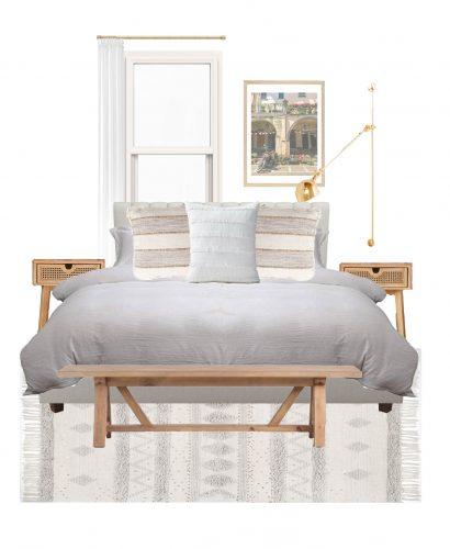 Modern Boho Bedroom Olivia Quinlan Blog