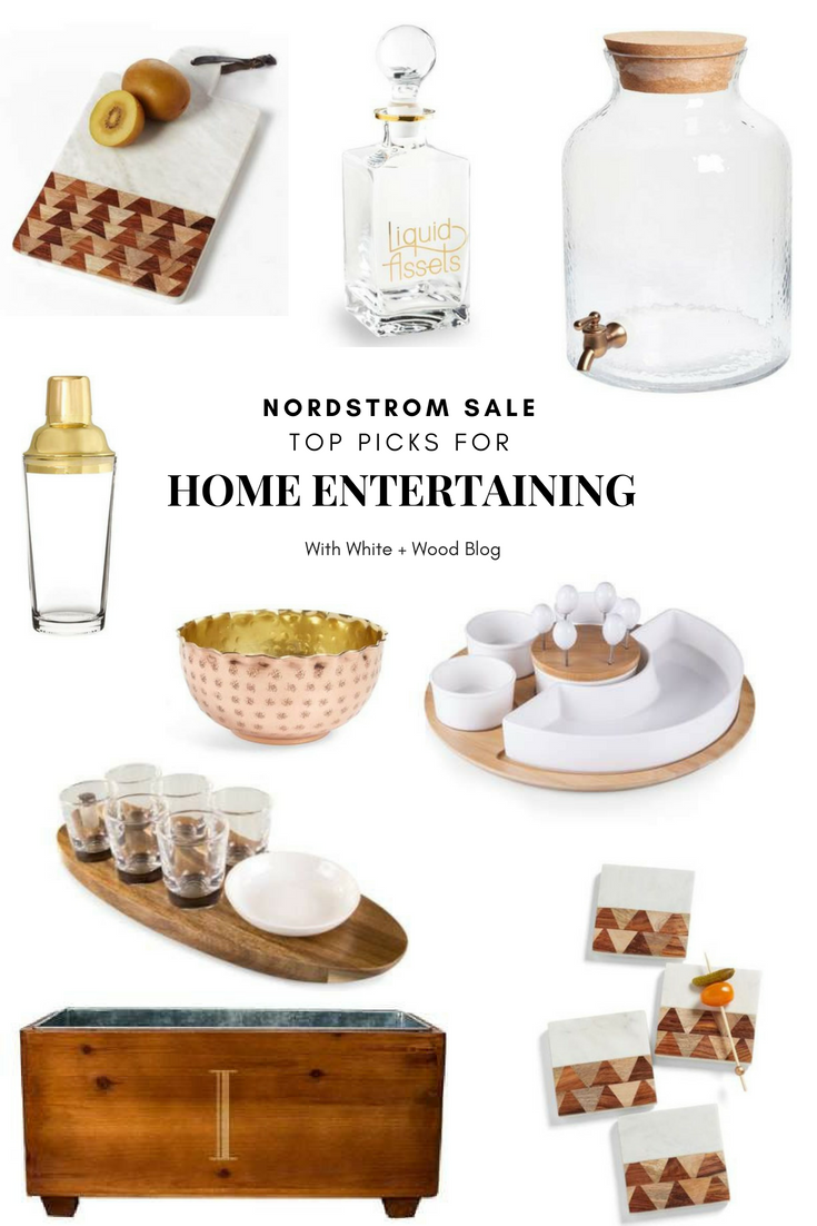 Nordstrom Sale Top Picks for Home Entertaining