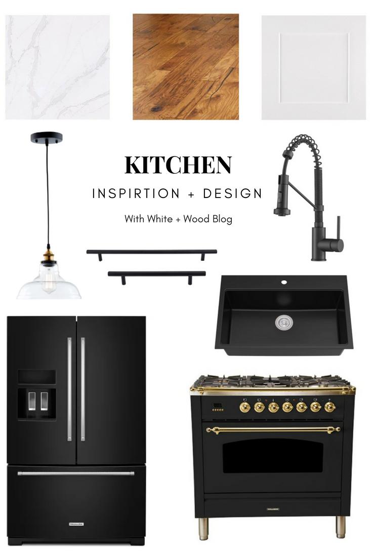Black: Kitchen Design Inspiration Black