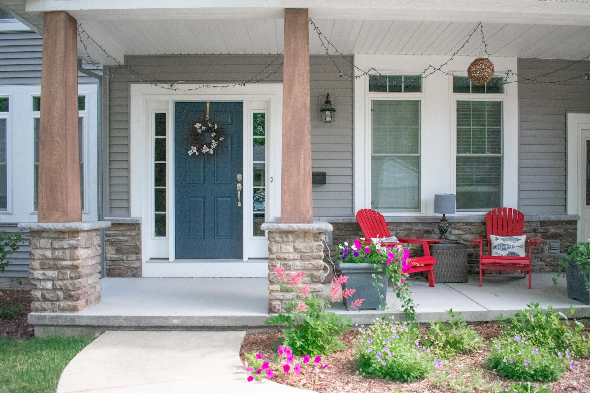 Porch Home Inspiration