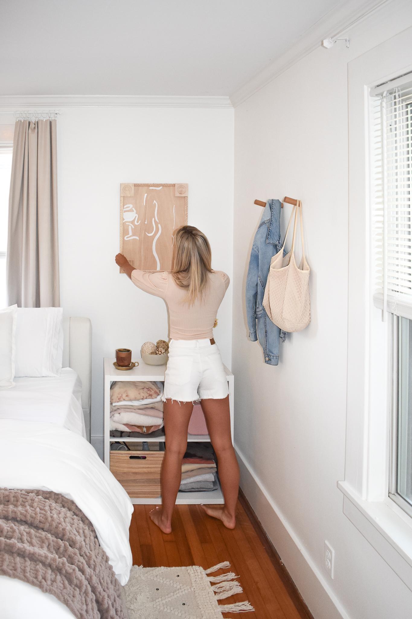 Apartment Bedroom Design Olivia Quinlan Blog