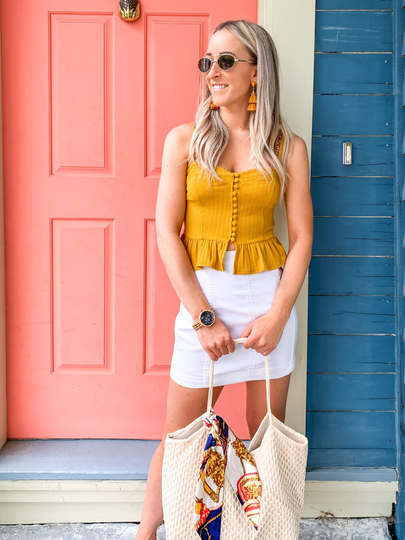 Summer Style with JORD Watches