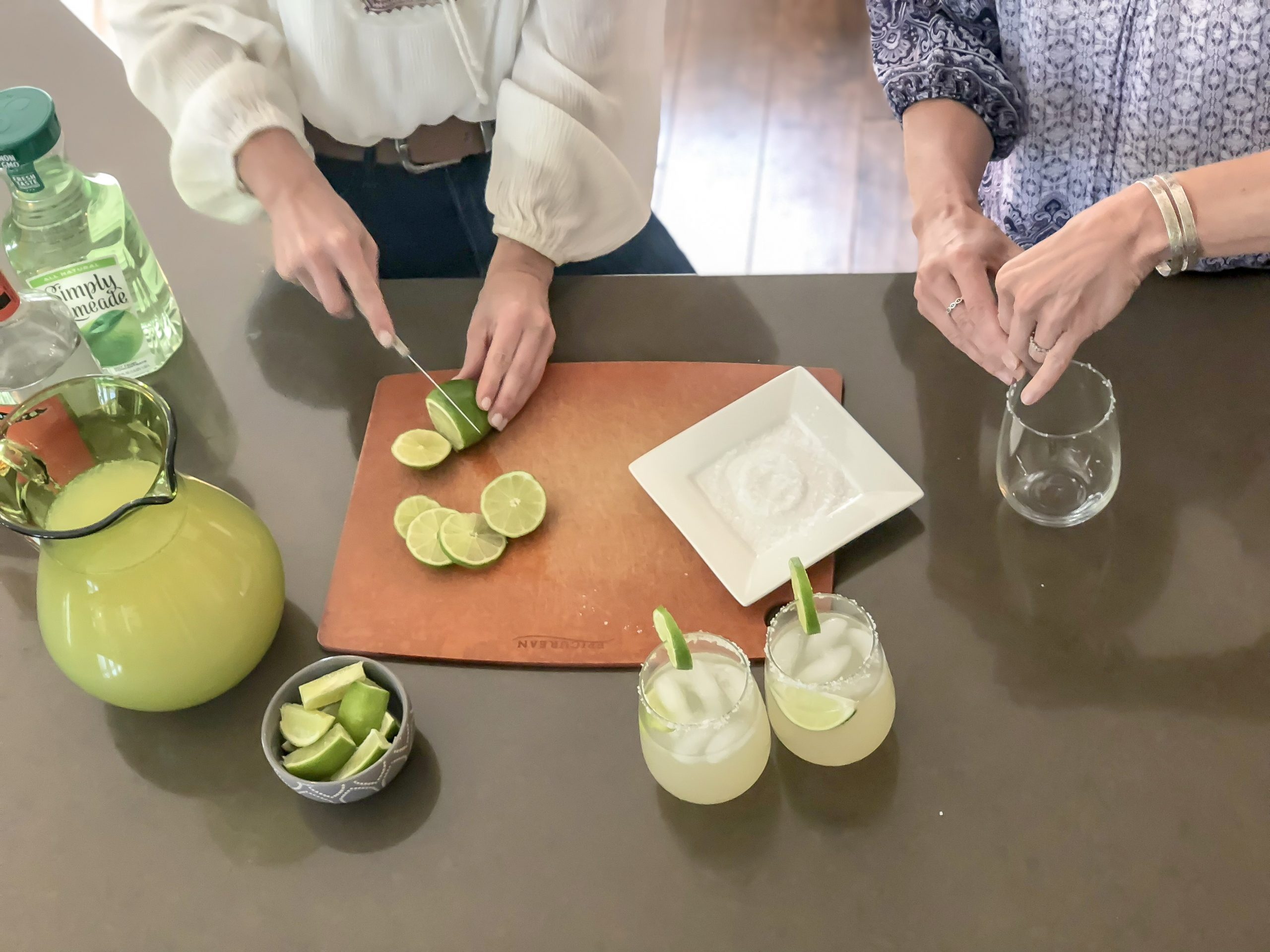 Mom's Margaritas Recipes Olivia Quinlan
