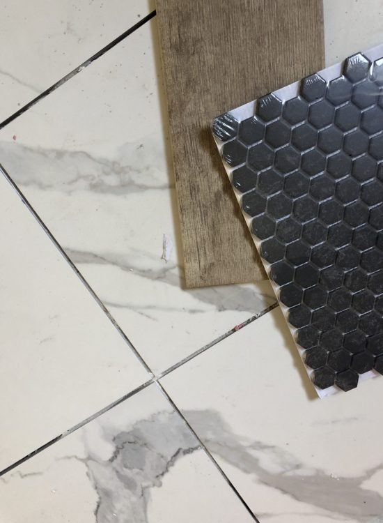 Master Bathroom Tile Inspiration
