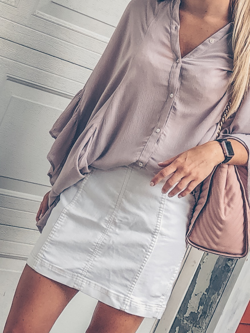 The Perfect Lavendar Top