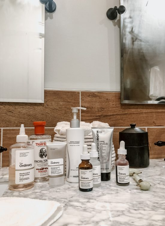 Why I Started Using The Ordinary Skincare