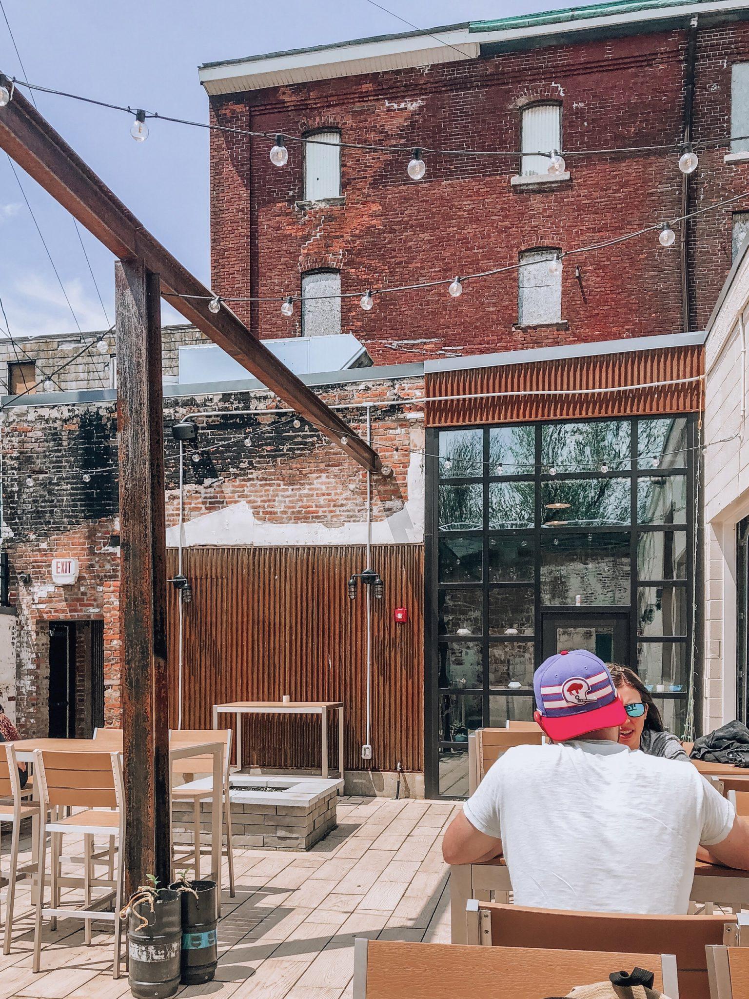 Community Beer Works Buffalo NY