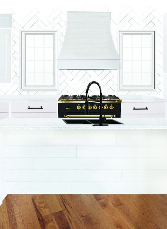 Kitchen from Basic to Beautiful