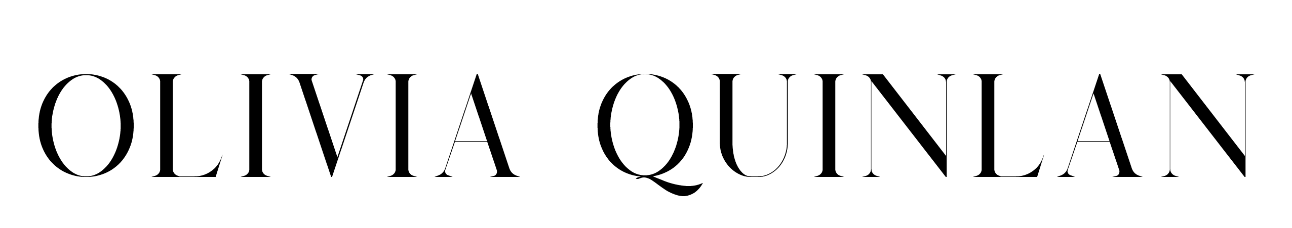 Olivia Quinlan Lifestyle Design Logo