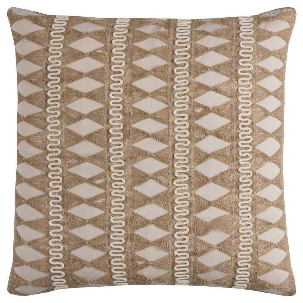 Jute Woven Pillow