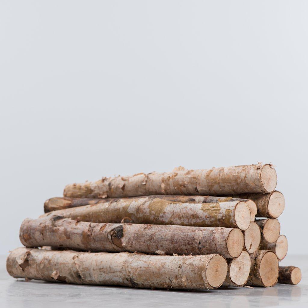 Birch Yule Logs by Magnolia Shop-It or DIY-IT