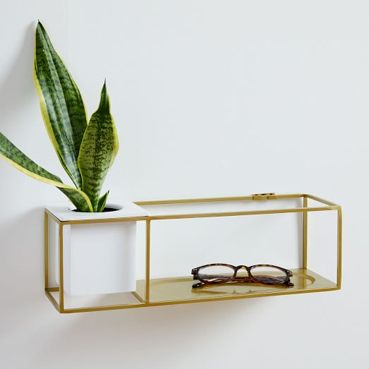 EASE ARCHITECTURAL WALL SHELF