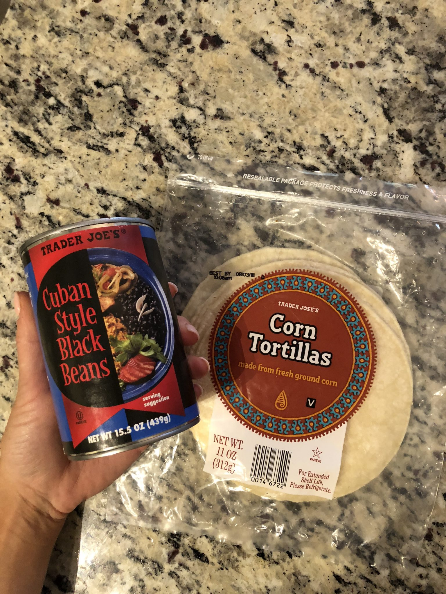 Trader Joe's Staples